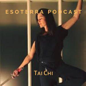 esoterra podcast; tai chi met ellvira trienekens