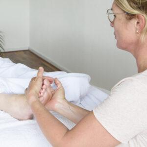 cursus voetreflexologie